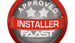Vipond is now a FAAST Approved Installer